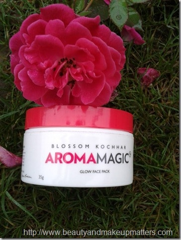 Aromamagiv face pack