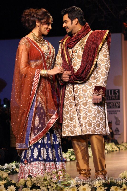 Bipasha in Wedding Collection