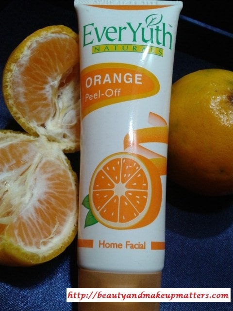 Everyuth-Orange-Peel-Off-Home-Facial-Review