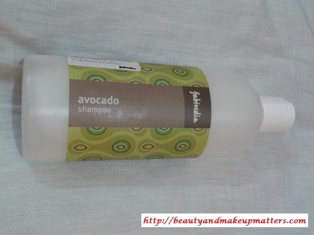 FabIndia-Avocado-Shampoo-Review