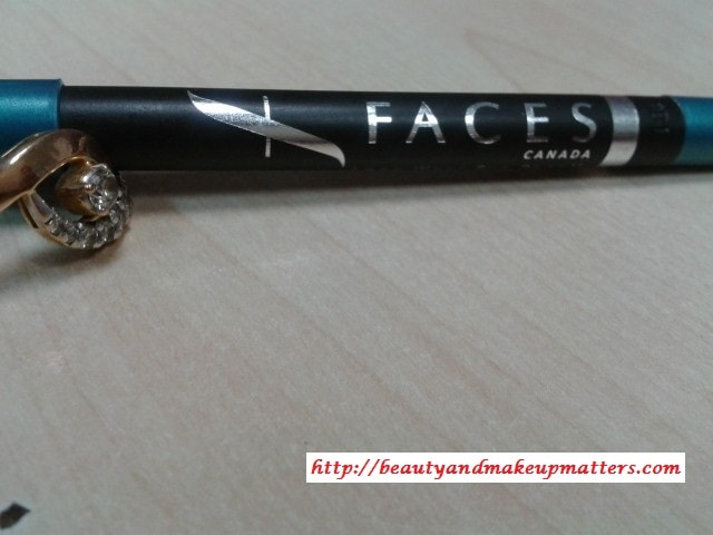 Faces-Long-Wear-Eye-Pencil-Aqua-Blue-Review