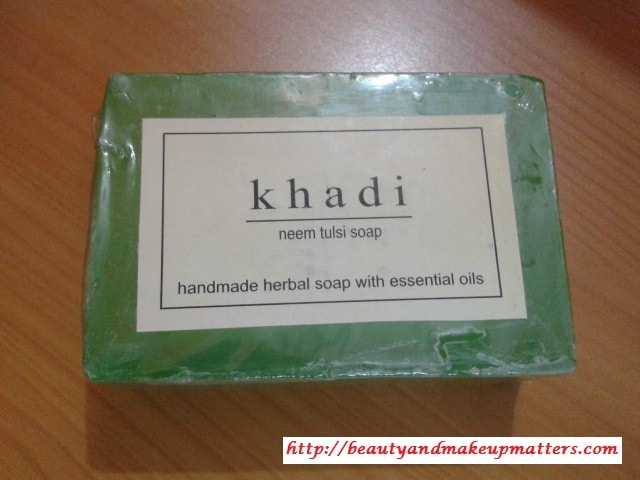 Khadi-Neem-Tulsi-Soap-Review1