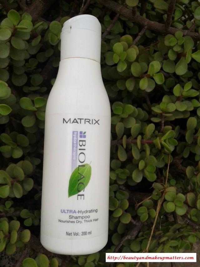 Matrix Biolage Ultra Hydrating Shampoo Review Beauty Fashion
