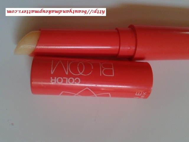 MaybellinelipSmoothcolorinBloomReview1