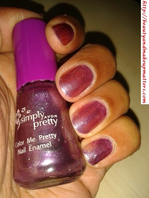 Avon-Simply-Pretty-Nail-Enamel-Pretty-Plum-Nail-Swatch