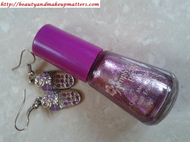 Avon-Simply-Pretty-Nail-Enamel-Pretty-Plum-Review