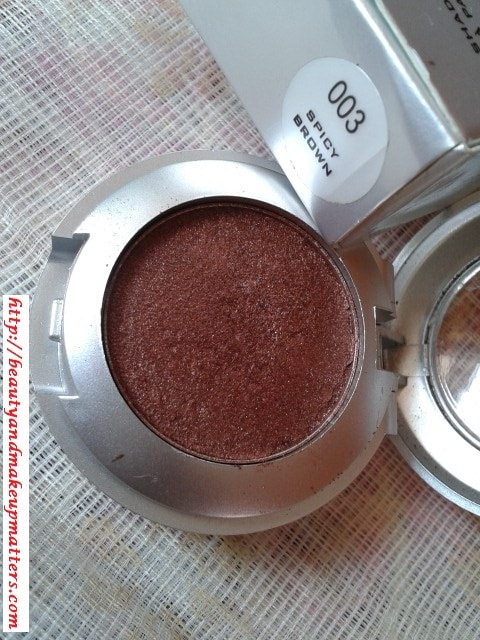 Colobar-Spicy-Brown-EyeShadow-Review