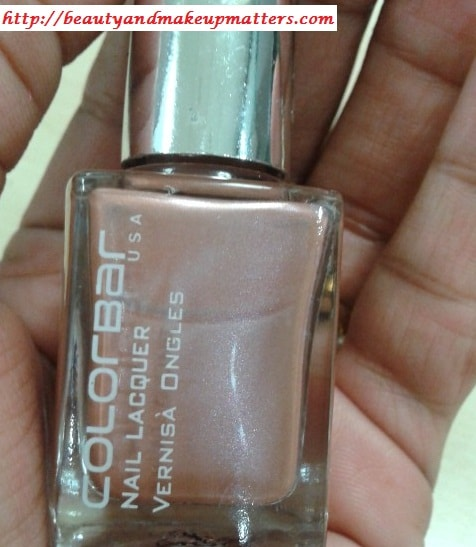 Laquer Nail Bar: Exclusive 22 Review, NOTD