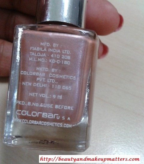 ColorBar-Nail-Polish-Exclusive-22-Review