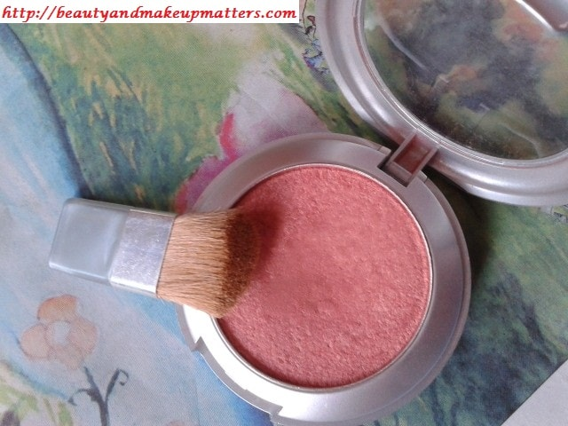 Colorbar-Blusher-Peachy-Rose-Review