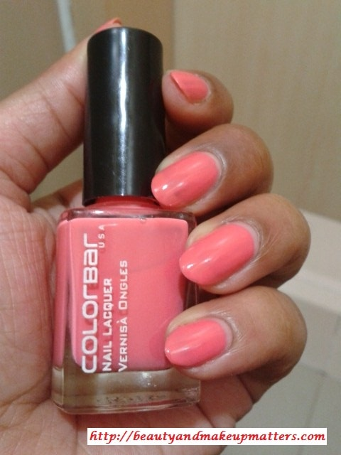 Colorbar-Nail-Lacquer-Autumn-Rose-Nail-Swatch