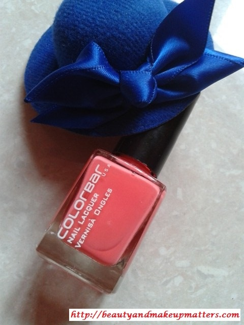 Colorbar-Nail-Lacquer-Autumn-Rose-Review