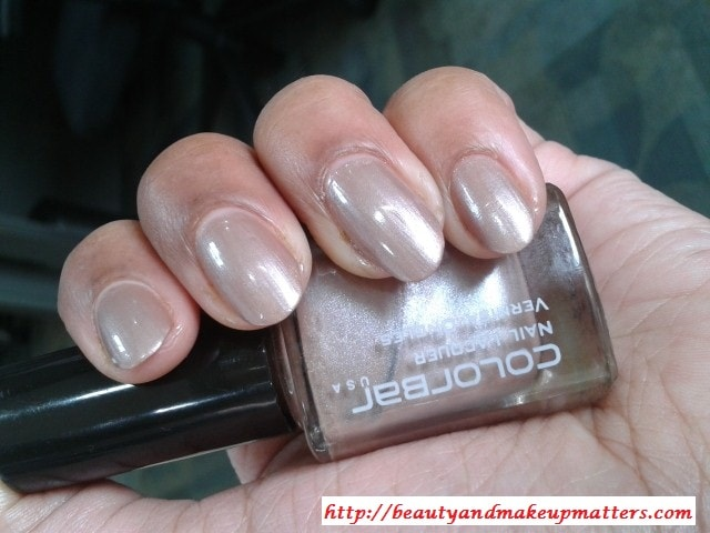Colorbar-Nail-Paint-Mulberry-NOTD