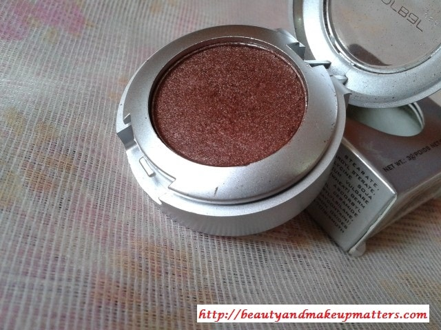 Colorbar-Spicy-Brown-Eyeshadow-Review
