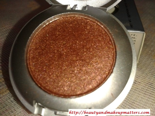 Corlorbar-Spicy-Brown-Eyeshadow-Review