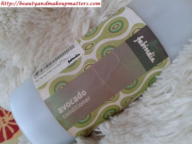 FabIndia-Avocado-Conditioner-Review