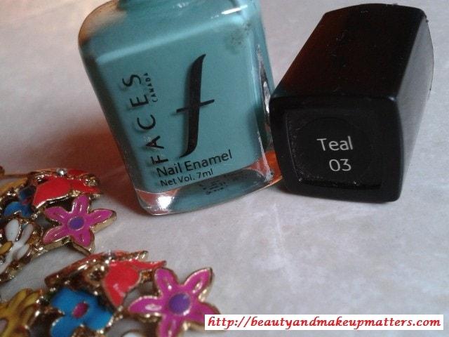 Faces-Nail-Enamel-Teal-Review