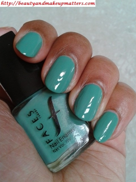 Faces-Teal-Nail-Enamel-Swatch