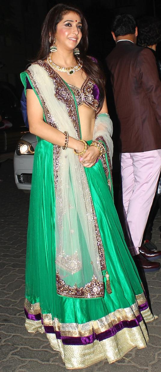 Krishika-Lulla-at-Kareena-Sangeet