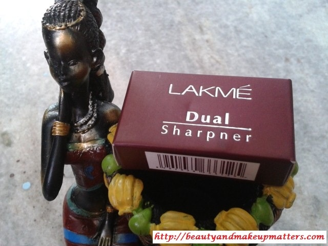 Lakme-Dual-Sharpener-Review
