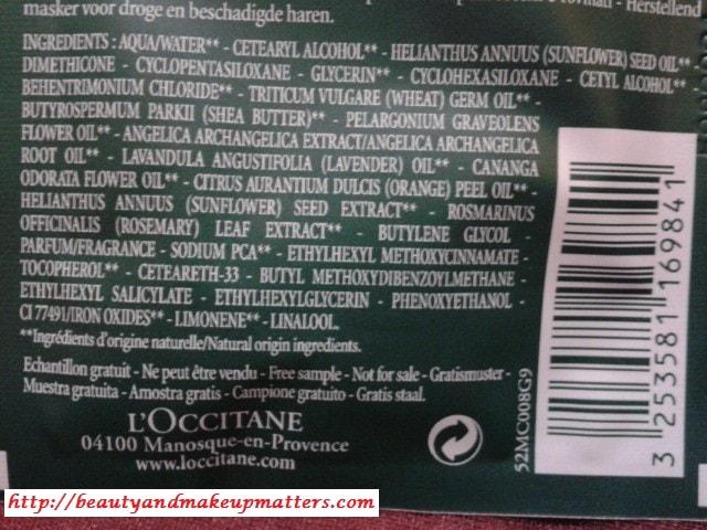 Loccitane-Repairing-Mask-Ingredients