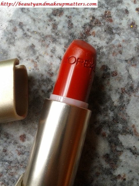 Loreal-Color-Riche-Red-Rhapshody-Lipstick-Review
