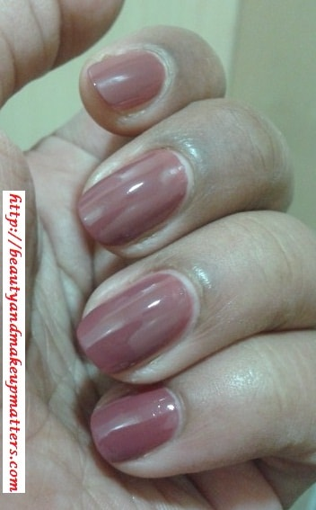 Lotus-Herbals-Color-Dew-Nail-Enamel-My-Mahogany-Swatch