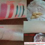 Lotus-Herbals-LemonPure-Cleansing-Milk-Swatches