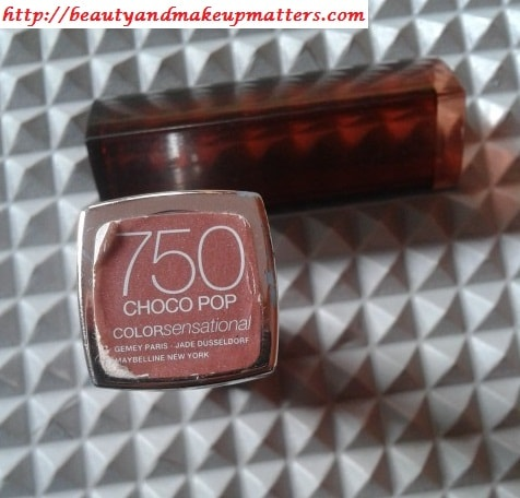 Maybelline-Color-Sensational-Lipstick-Choco-Pop-750