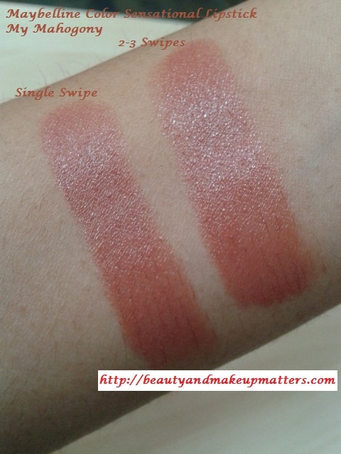 Maybelline-Color-Sensational-Lipstick-MyMahogony-Swatches