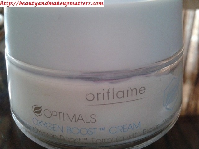 Oiriflame-Oxygen -boost-Cream-Review
