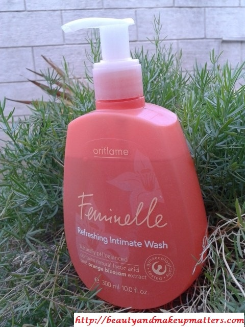 Oriflame-Intimate-Wash-Review