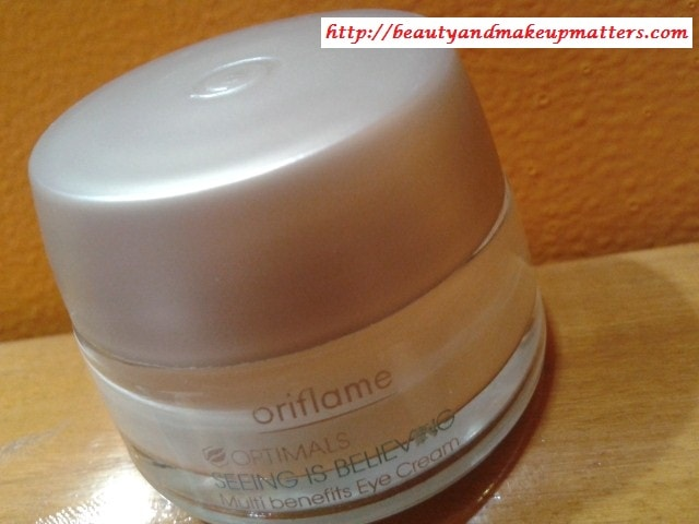 Oriflame-Multi-Benefits-Under-Eye-Cream-Review