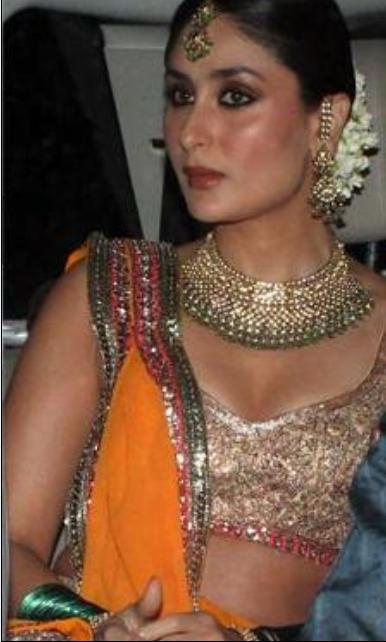 kareena-kapoor-Sangeet-Look