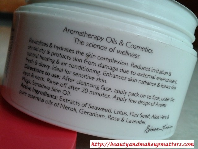 Aroma-Magic-SeaWeed-Gel-Pack-Ingredients