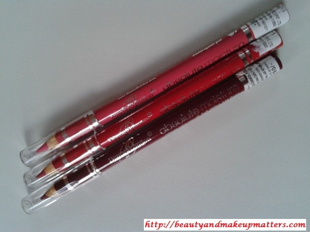 Diana-Of-London-Absolute- Moisture-Lip-Liner-Pencils
