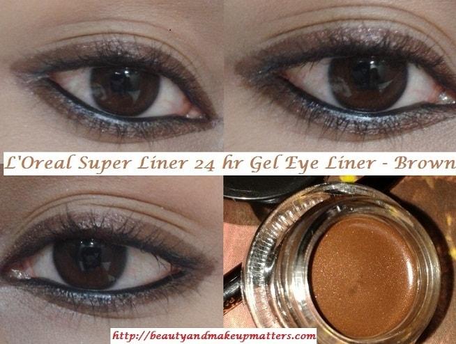 Loreal-Super-Liner-24Hr-Gel-Eye-Liner-Brown-EOTD