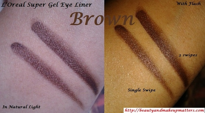 Loreal-Super-Liner-24Hr-Gel-Eye-Liner-Brown-Swatch