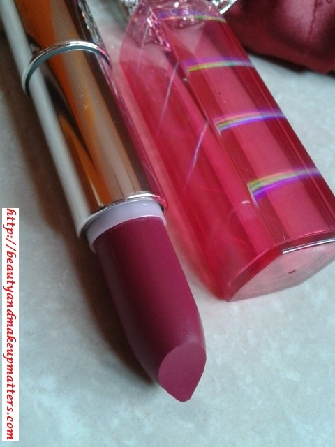 Maybelline-ColorSensational-Jewels-Lipstick-Berry-Brilliant-Review