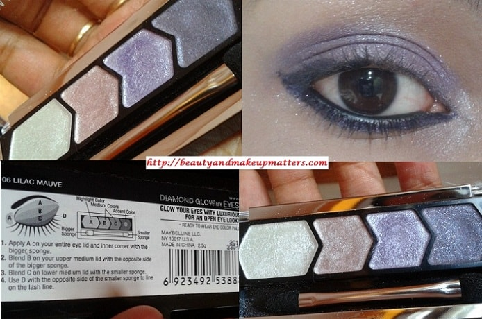 Maybelline-Diamond-Glow-Eye-Shadow-Quad-Lilac-Mauve-Look