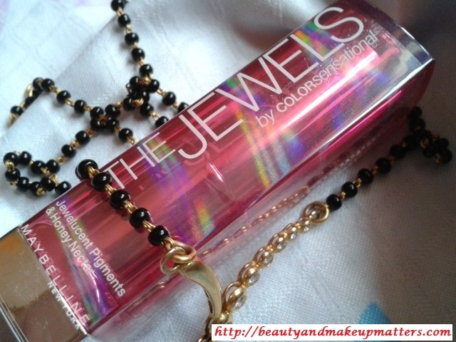 Maybelline-Jewels-Lipstick-RubyLiocious