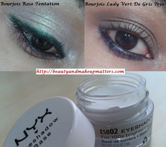 NYX-Eye-Shadow-Base-White-Pearl-EOTD