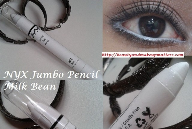 NYX-Jumbo-Eye-Pencil-Milk-Bean-Look