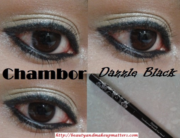 Chambor-Transfer-Proof-Smooth-Eye-Pencil-Black-Dazzle-EOTD