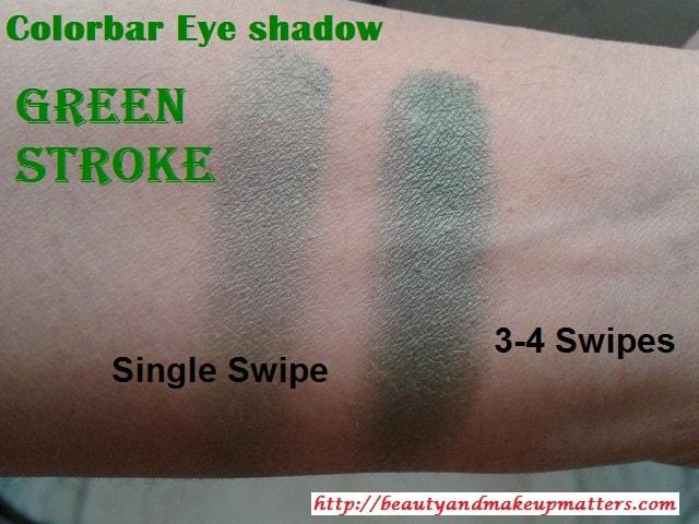 Colorbar-EyeShadow-Green-Stroke-Swatch