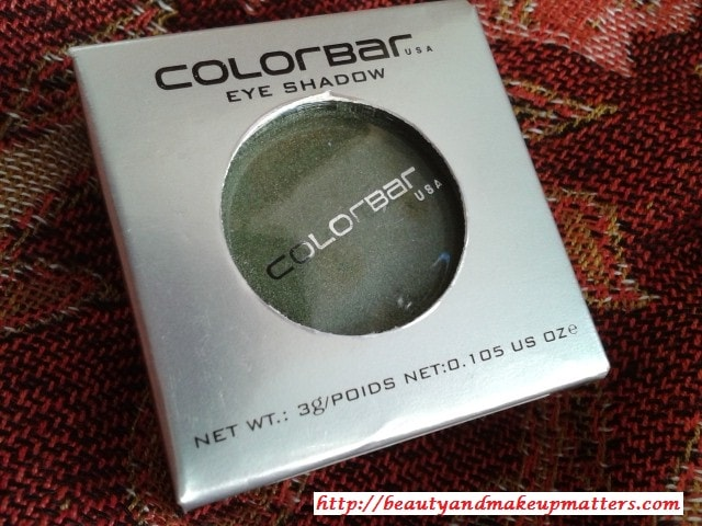 Colorbar-Single-Eye-Shadow-Green-Stroke-006