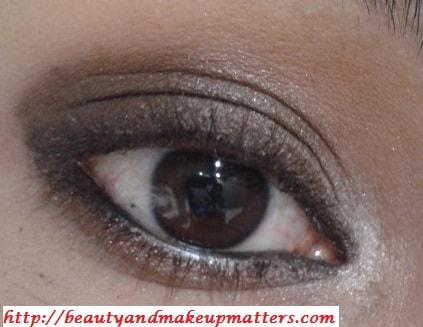 Everyday-Shimmery-Brown-Eyes-Using-IN2IT-Dual-EyeShadow-Pen-Look