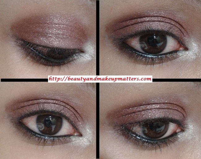 Eyes Makeup Tutorial – Red Tinged Copper Brown Eyes ... - photo#25