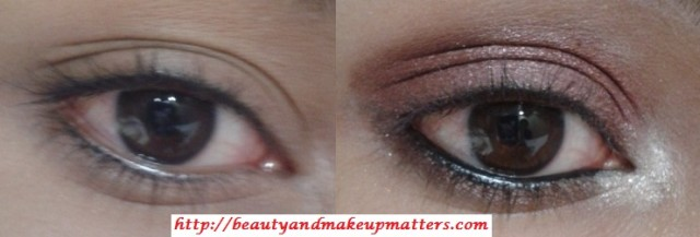 Eyes Makeup Tutorial – Red Tinged Copper Brown Eyes ... - photo#30