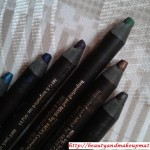 Faces-Long-Wear-Eye-Pencils-Gray-Navy-Blue-Dark-Green-Aqua-Blue-Purple-Metal-Brown